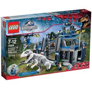 樂高積木 LEGO《 LT 75919 》Jurassic World 侏儸紀世界系列 > Indominus rex™ Breakout
