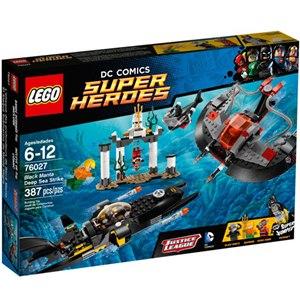 樂高積木LEGO《 LT76027 》2015 年 SUPER HEROES 超級英雄系列 - Black Manta深海攻擊