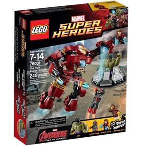 樂高積木樂高積木 LEGO《 LT76031 》2015 年 SUPER HEROES 超級英雄系列 > 浩克重甲奇兵