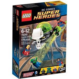 樂高積木LEGO《 LT76040  》2015 年 SUPER HEROES 超級英雄系列 - Brainiac攻擊
