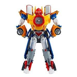 《 TOBOT 》機器戰士 X - 旋風機器戰神