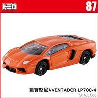 【 TOMICA 】TM087 藍寶堅尼AVENTADOR LP700-4