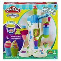 【 Play-Doh 培樂多 】霜淇淋機遊戲組