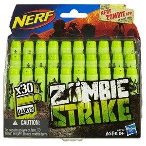 《 NERF 樂活打擊 》ELITE系列 -打擊者 30 發子彈補充包