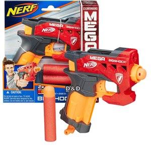 《 NERF 樂活打擊 》巨彈系列 - 震撼彈手槍