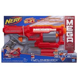 《 NERF 樂活打擊 》巨彈系列 - 旋風輪轉手槍