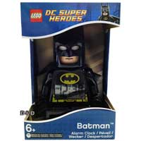 【 樂高積木 LEGO 】樂高鬧鐘 - 超級英雄 蝙蝠俠