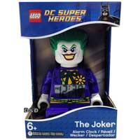【 樂高積木 LEGO 】樂高鬧鐘 - 超級英雄 小丑