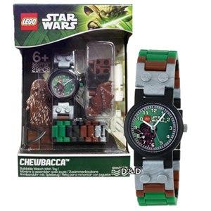 【 樂高積木 LEGO 】兒童手錶 - 星際大戰 沙卡巴