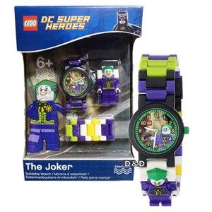 【 樂高積木 LEGO 】兒童手錶 - 超級英雄 小丑
