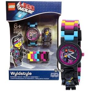 【 樂高積木 LEGO 】兒童手錶 - 樂高電影 溫絲黛