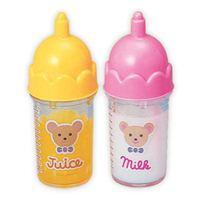 【 小美樂娃娃 】橘子汁及牛奶瓶
