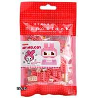《 Nano Block 迷你積木 》【 HELLO KITTY 系列 】 NBCC - 011 MELODY