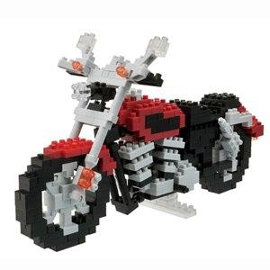 《Nano Block迷你積木》摩托車 NBM-006