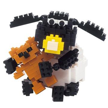 《 Nano Block 迷你積木 》【 笑笑羊系列 】NBH - 068 蒂米