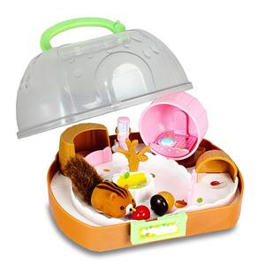 《 MIMI-Baby Pets 》我的松鼠小屋
