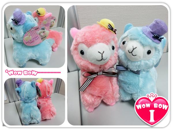 草泥馬吊飾♥愛挖寶DRS-11♥草泥馬玩具公仔/羊駝絨毛玩具/羊年新年禮物