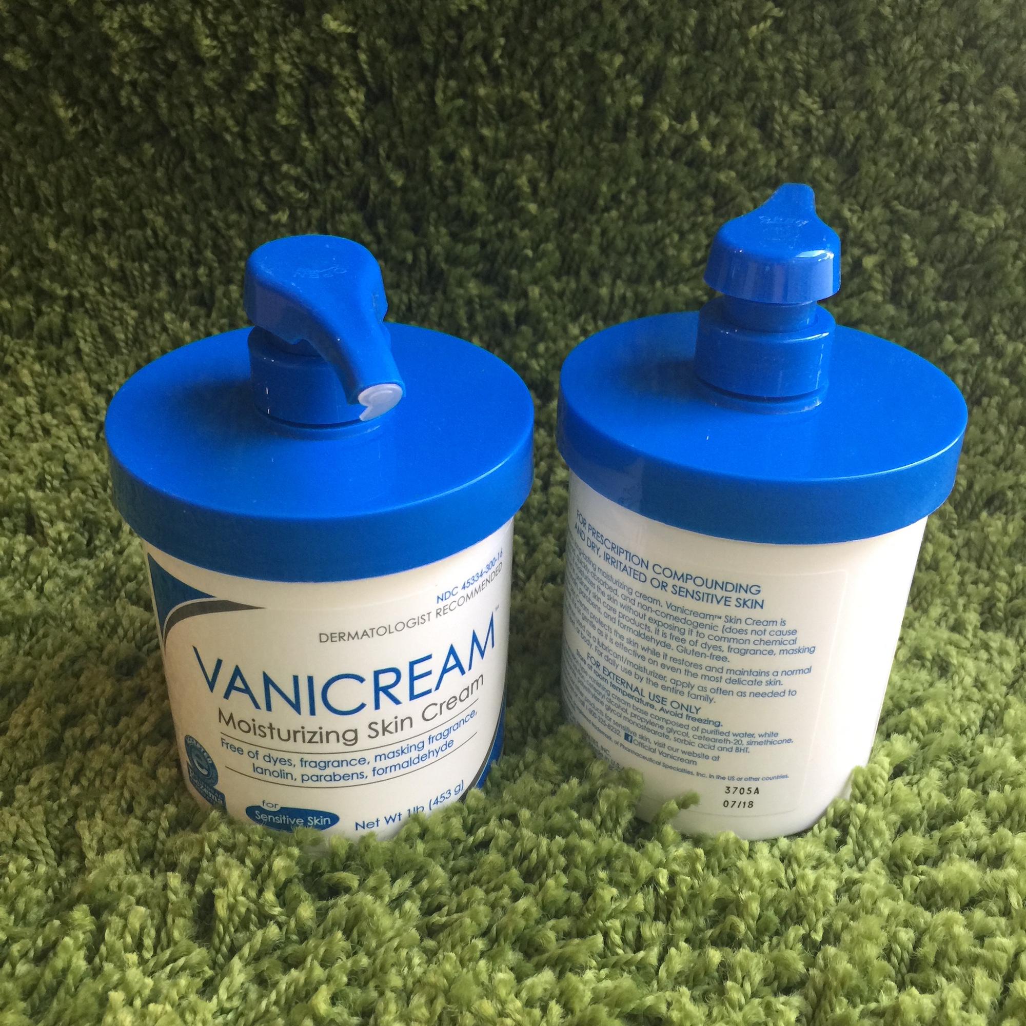 《★美國 Vanicream》滋潤型 保濕乳液 家庭號 453g 正品美國平行輸入 美國代購 溫媽媽