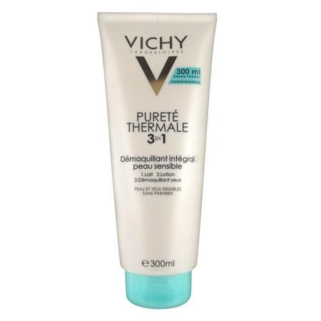 Vichy 薇姿 柔磁全面卸妝乳 深呼吸系列 300 ml【巴黎好購】