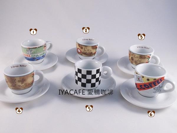 《愛鴨咖啡》 ORKER ESPRESSO 濃縮咖啡 杯盤組 60cc