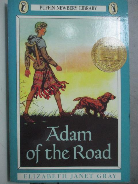 【書寶二手書T1/原文小說_ODL】Adam Of The Road_Vining, Elizabeth Gray/ Lawson