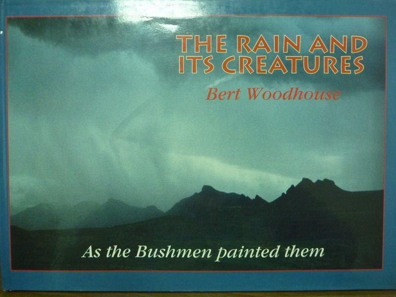 【書寶二手書T2/地理_QAL】The Rain and its Creatures_Woodhouse