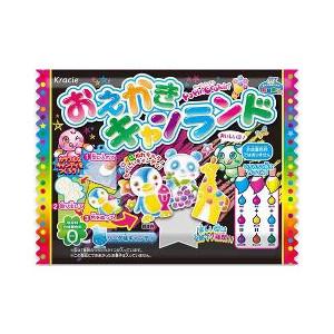 有樂町進口食品 新品 日本 食玩 佳麗寶Kracie 知育果子自己動手做糖果(24g) J53 4901551354641