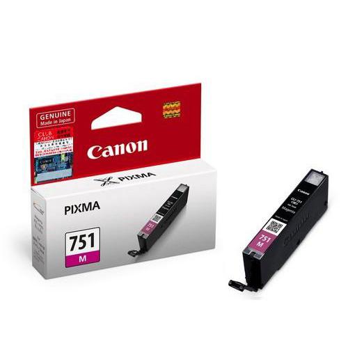CANON CLI-751M 原廠紅色墨水匣 CLI-751 M 適用 iP7270/iX6770