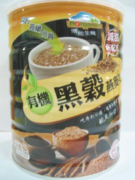 博能生機~有機黑穀燕麥奶800公克/罐(減糖新配方) ~特惠中(買1送1)