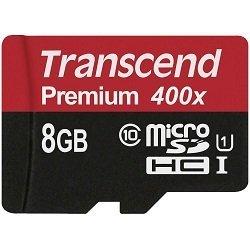 *╯新風尚潮流╭* 創見 microSDHC記憶卡 8G 8GB C10 U1 400X TS8GUSDU1