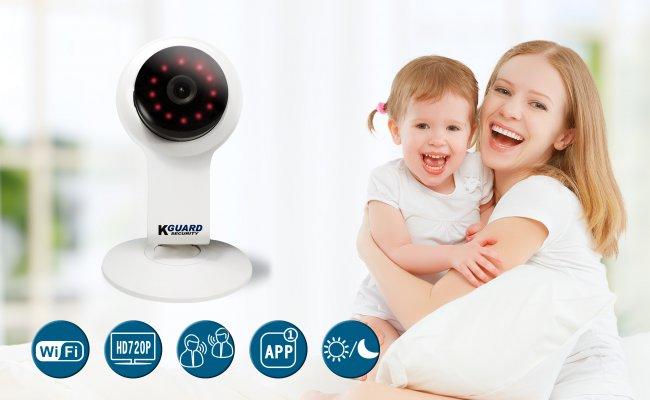 【迪特軍3C】720P wifi IPCamera 百萬像素鏡頭 QRT-502L QRT502