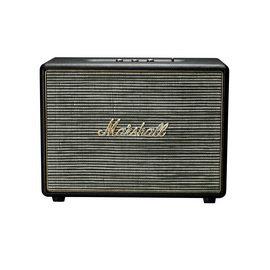 志達電子 WOBURN Black黑色 英國搖滾經典 MARSHALL 藍芽喇叭 支援光纖/RCA/AUX 輸入