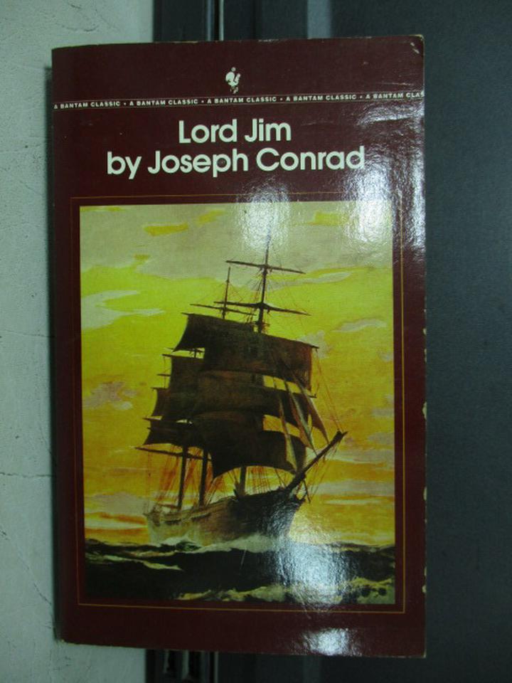 【書寶二手書T4/原文小說_KAS】Lord Jim_Joseph conrad