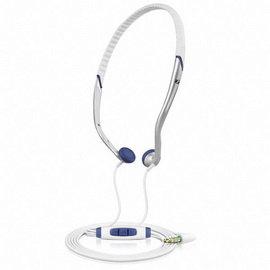 志達電子 PX685i WH SENNHEISER PX 685i Sports 運動用 防汗水 頭戴 耳塞式耳機(宙宣公司貨) iPod iPhone iPad