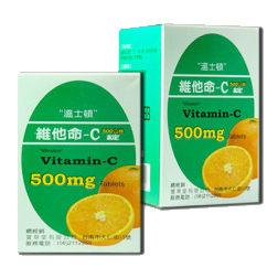 *單次購買3瓶隨貨附贈1瓶*【溫士頓】C口含錠-500mg (100顆) ◤安康藥妝◢