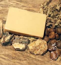 《茶山房》天然手工肥皂- 野生茶樹皂 Tea Tree Soap•『會浮水的有氧活皂』