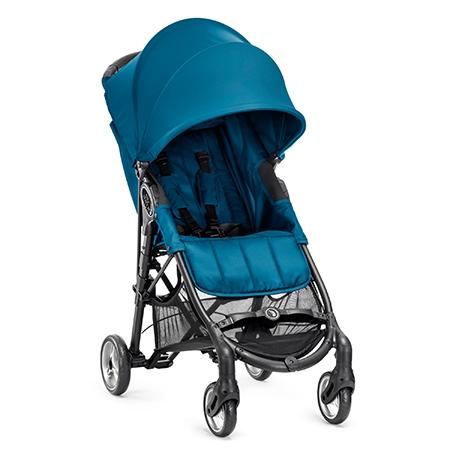 美國【Baby Jogger】City Mini Zip推車(藍)