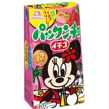 森永米老鼠草莓夾心餅乾(45g)
