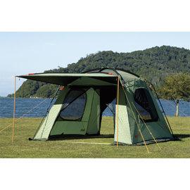 【鄉野情戶外專業】 LOGOS |日本|  Panel 綠楓 I3030 帳篷_LG71807002