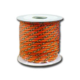 【露營趣】中和 多功能強力螢光營繩 PP繩 營繩 28439 直徑5mm 長度20m