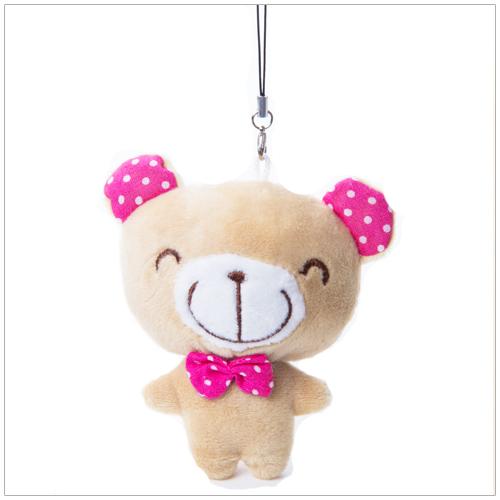 美麗新晴【SE0004】微笑小熊吊飾 現+預