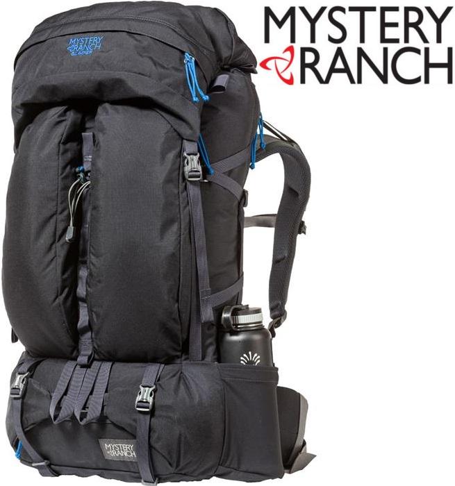 Mystery Ranch 神秘農場 New Glacier 登山背包 61045 黑 71L