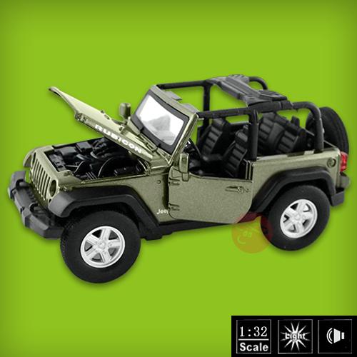 【瑪琍歐玩具】1:32合金車吉普牧馬人JEEP Wrangler