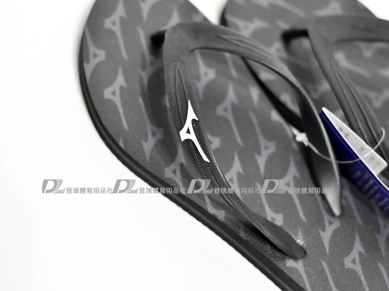 【登瑞體育】MIZUNO 男女夾腳拖鞋 - K1GS168109