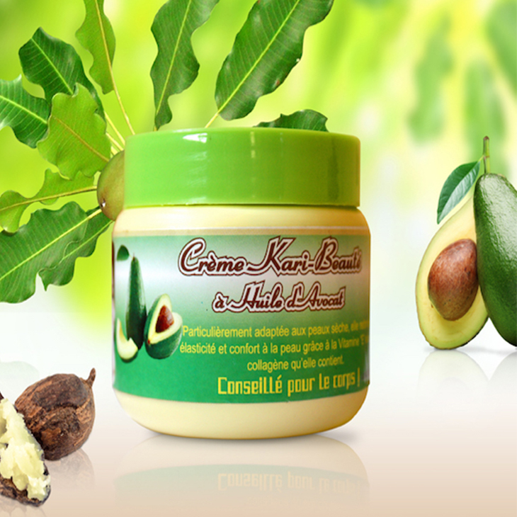 SPH乳油木果脂霜125ml(酪梨油添加)|頭髮&肌膚適用
