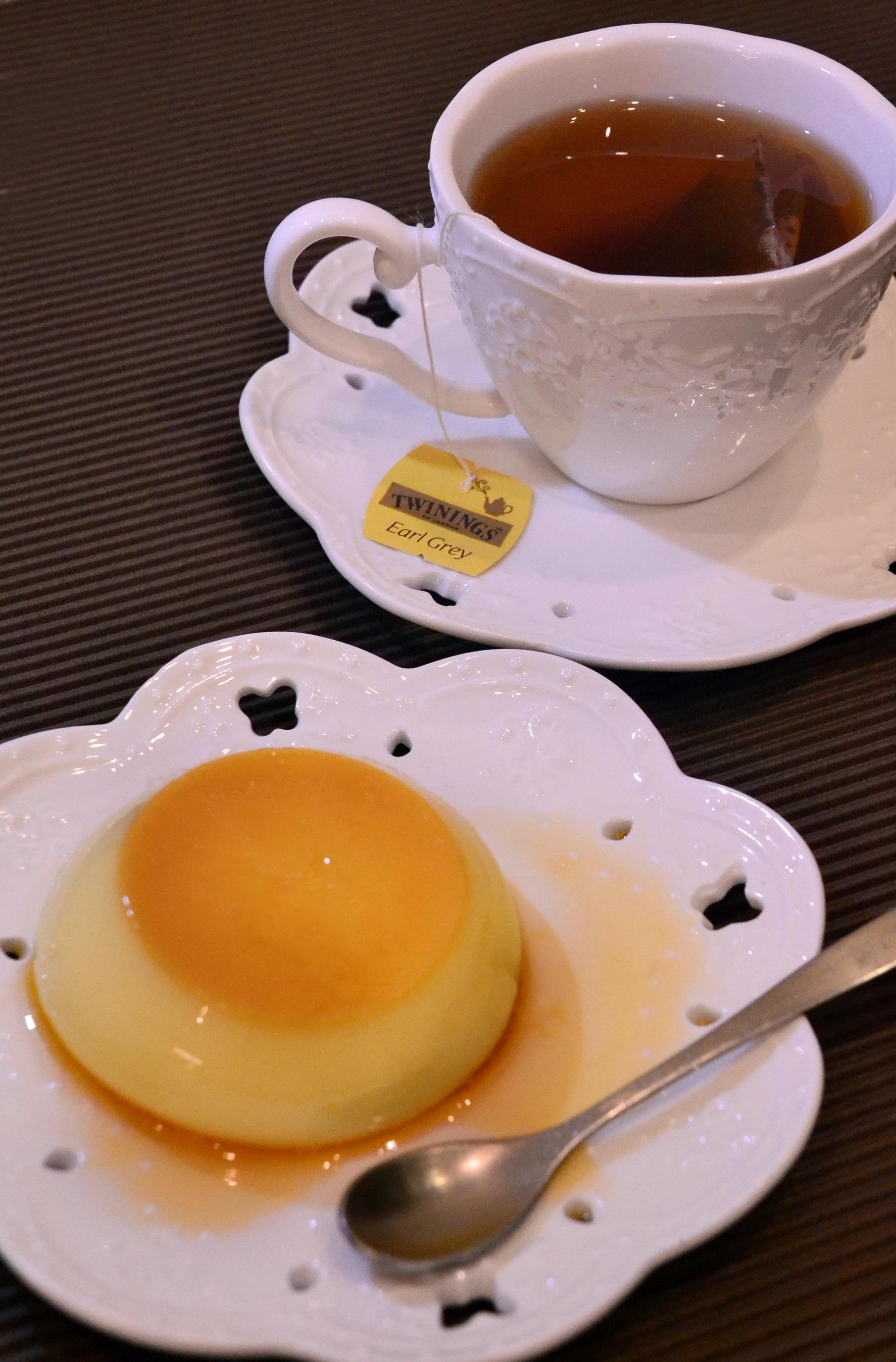歐麥烘焙-焦糖雞蛋牛奶烤布丁-100g