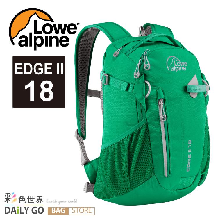 登山包 後背包 Lowe alpine EDGE II 18 -松綠 FDP-4918N