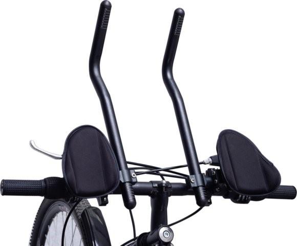 《意生》BCCN_015鋁合金分離式休息把手【整套組】三鐵把鐵人三 項適登山車公路車自行車PZ TRNAX Tranz