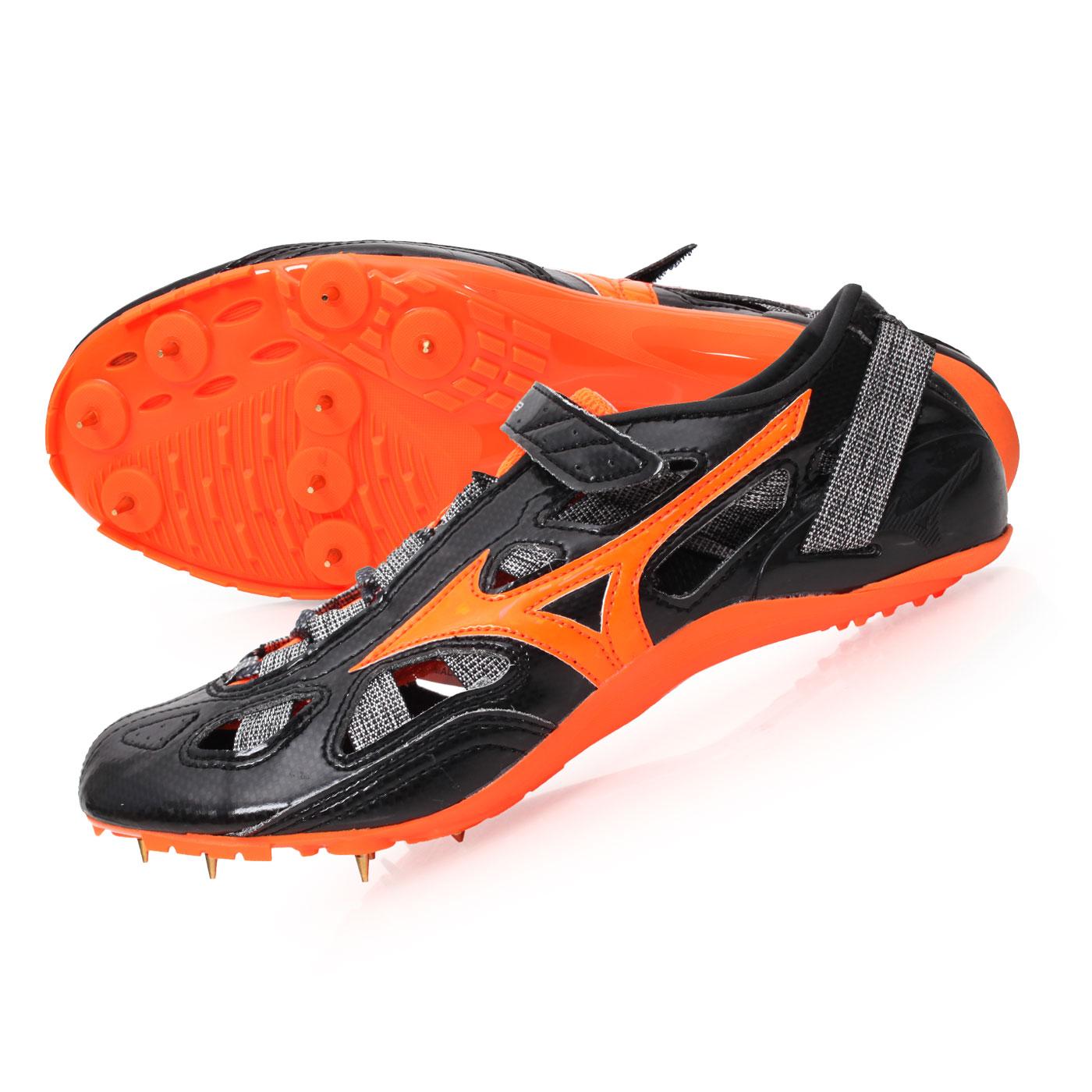 MIZUNO CHRONO INX 9 特定-日製田徑釘鞋 (免運 短距離 附鞋袋【02016201】≡排汗專家≡