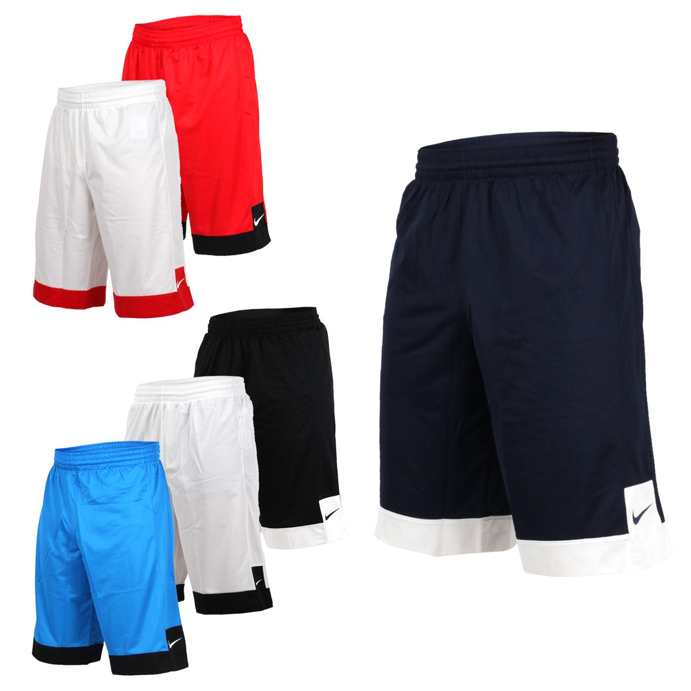 NIKE 男針織短褲 (路跑 慢跑 籃球褲【04351183】≡排汗專家≡